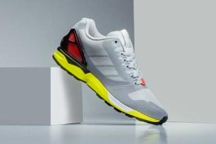 "adidas Originals ZX Flux Weave ""Onix"""