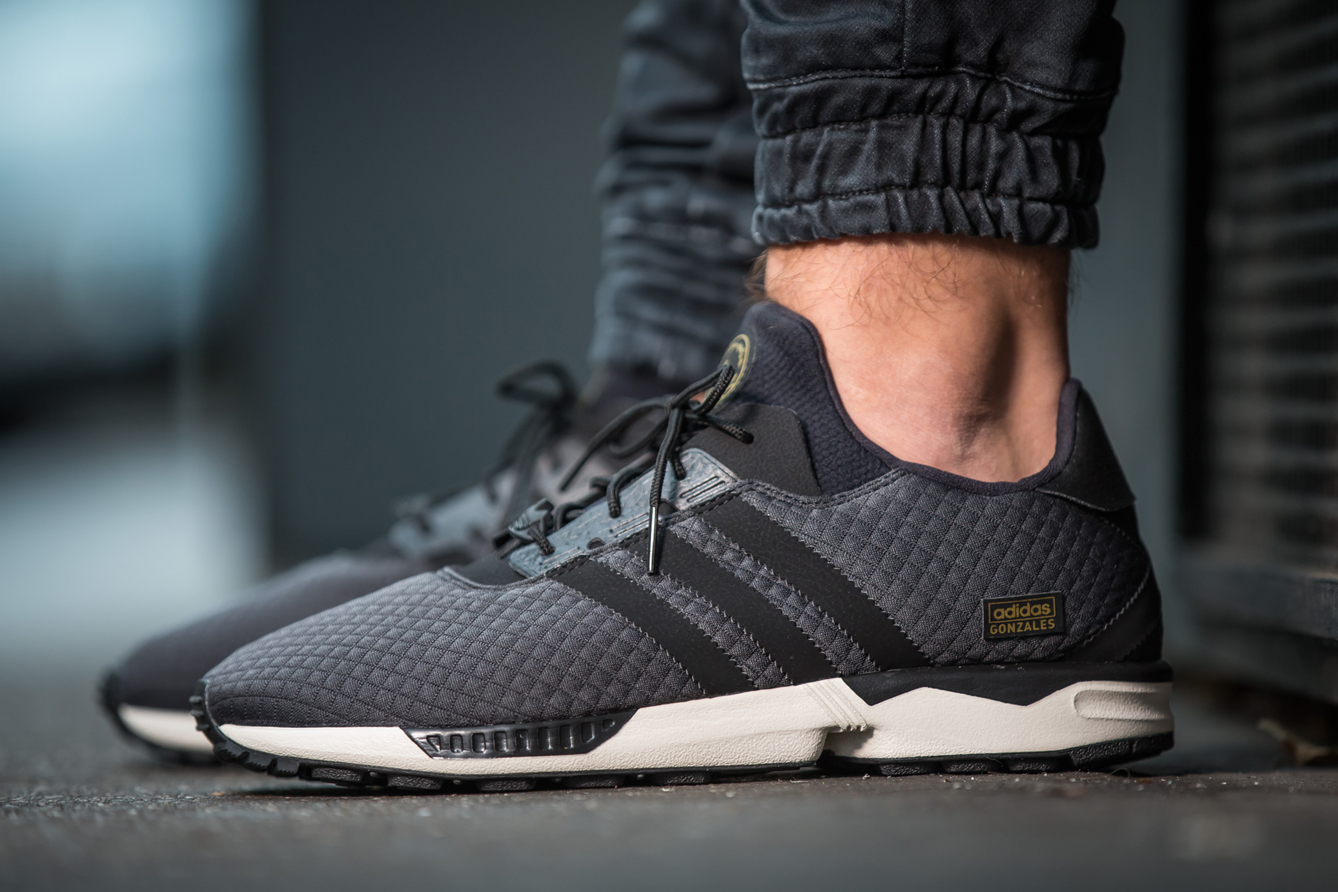 adidas Originals ZX Gonz Carbon/Black