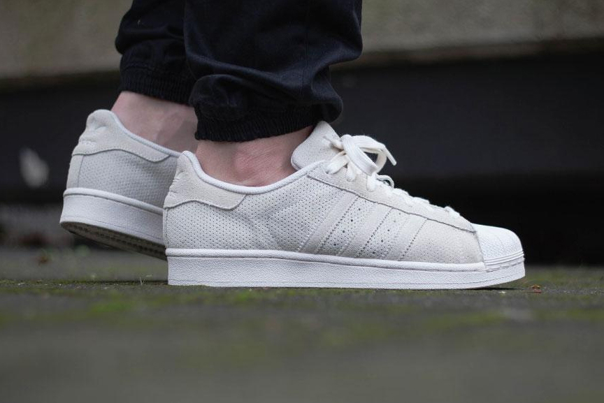 Cheap Adidas Originals Superstar Foundation B27136 White / White