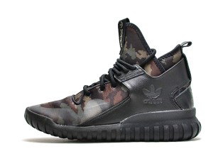 "adidas Originals Tubular X ""Camo"""