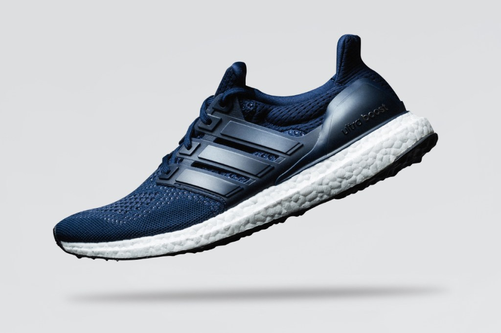 Adidas Ultra Boost Deep Sea Blue
