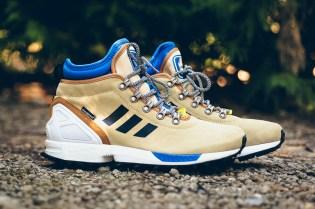 """adidas ZX Flux Winter Boot """"Sand"""""""