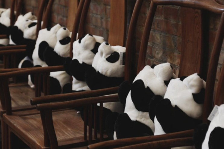 "Ai Weiwei and Jacob Applebaum Present ""Panda To Panda"""
