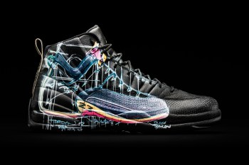 Air Jordan 12 Doernbecher Designed by Mark Smith