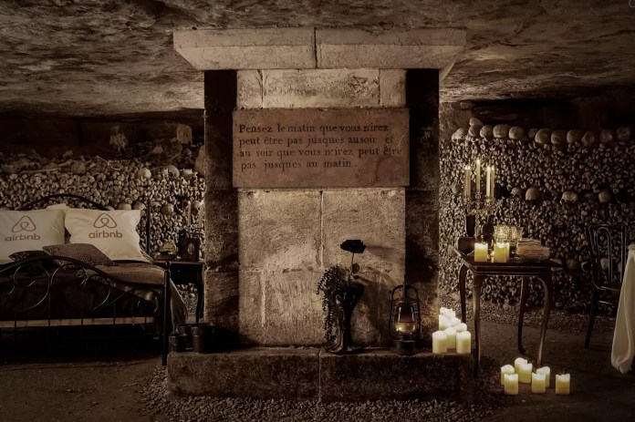 Spend Your Halloween in the Haunting Paris Catacombs