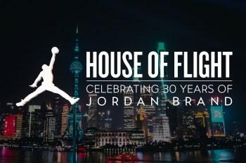 The Jordan House of Flight Looks Back on 30 Years of Legendary History