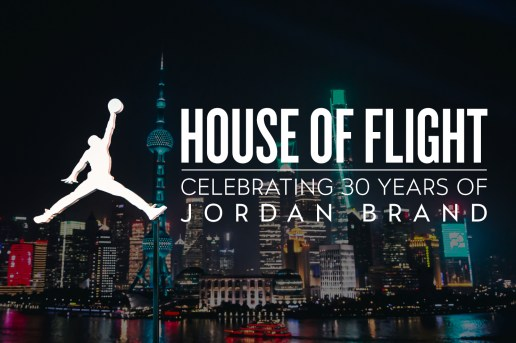 The Jordan House of Flight Looks Back on 30 Years of Legendary History