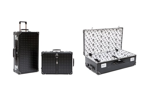 Alexander McQueen x Globe-Trotter Collection