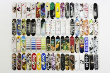 Always Timeless to Showcase a $100,000 USD Traveling Skate Deck Exhibition