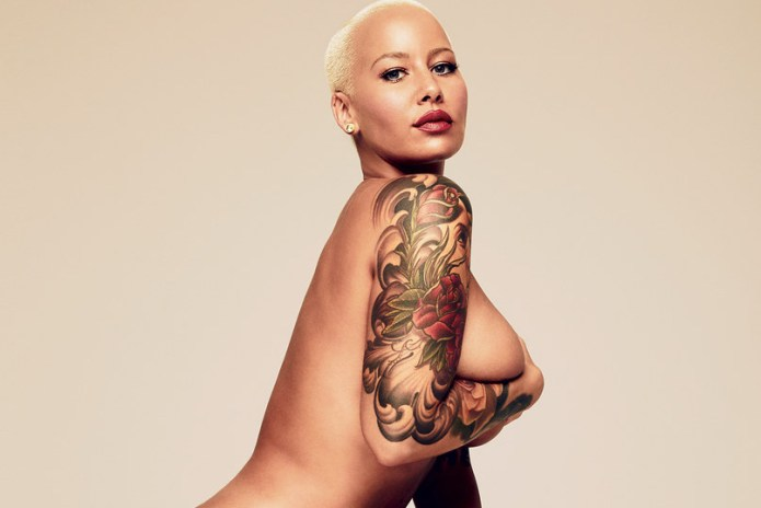 Amber Rose Talks How to Be a Bad Bitch
