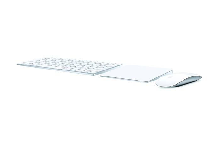 Apple Updates Its Standalone Keyboard, Trackpad & Mouse
