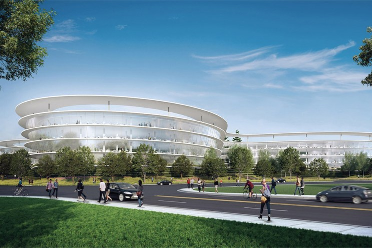 """Apple to Reportedly Open Second """"Spaceship"""" Campus"""