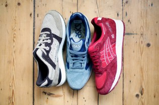 "ASICS 2015 Fall/Winter ""Scratch & Sniff"" Pack"