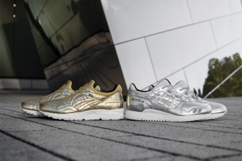 """ASICS 2015 Holiday """"Champagne"""" Pack"""