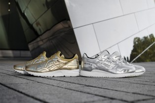 "ASICS 2015 Holiday ""Champagne"" Pack"