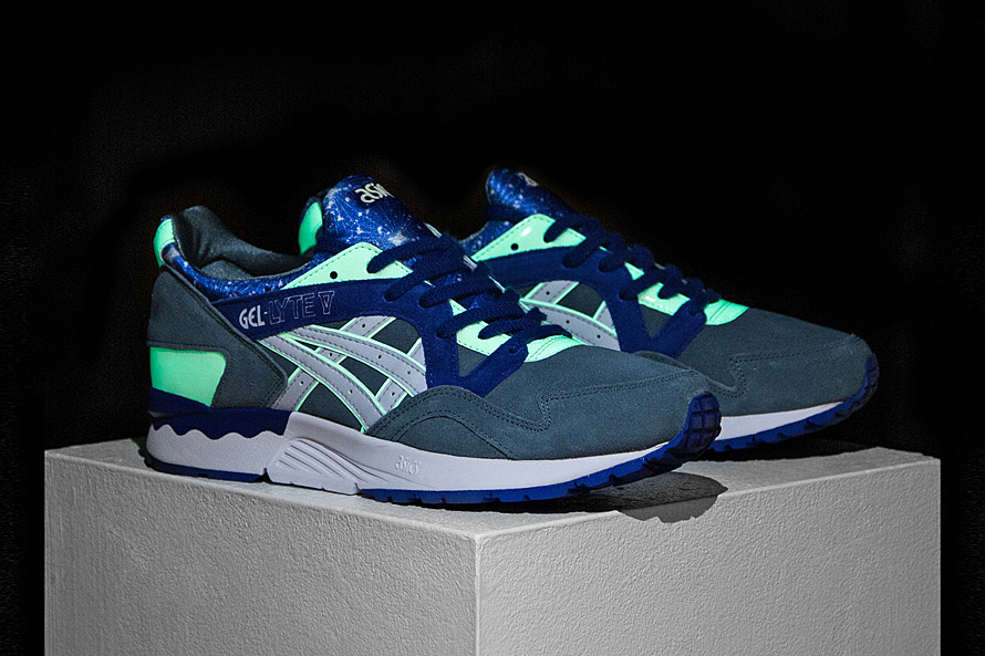 "ASICS Gel Lyte V ""Glow In The Dark"""