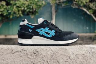 ASICS GEL-Respector Black/Atomic Blue