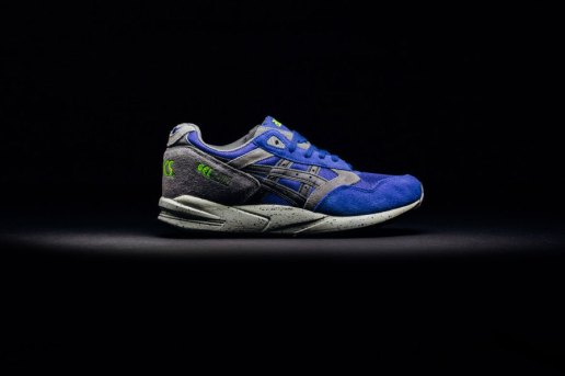 ASICS GEL Saga Dark Blue/Black