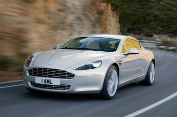 Aston Martin Set to Unveil an All-Electric Rapide