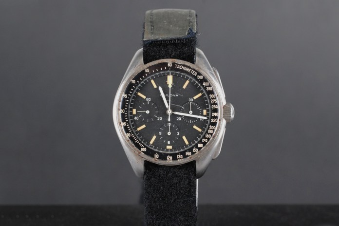 UPDATE: A Watch That Was Worn on the Moon Sells for $1.6 Million USD