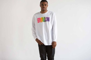 Babylon 2015 Fall/Winter Drop 2 Lookbook Featuring Vince Staples