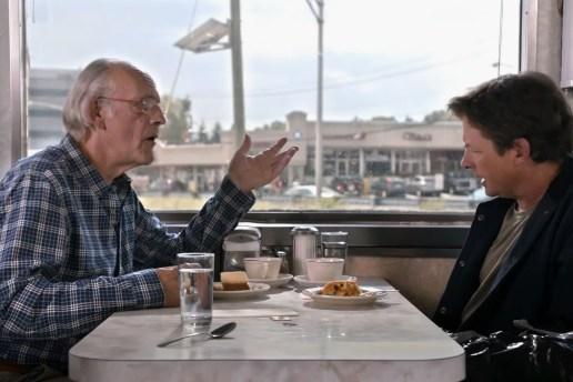 Michael J. Fox & Christopher Lloyd Discuss Which 'Back to the Future' Predictions Were Correct