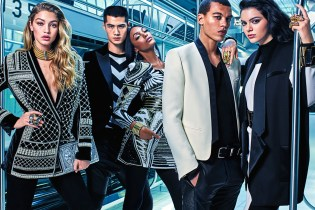 Balmain x H&M: Mens and Womens Full Pricing List Revealed