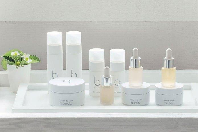 George Bamford Launches New Skincare Range