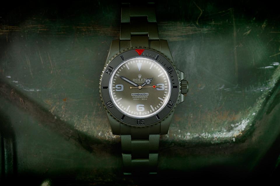 "Bamford Watch Department ""Commando"" Collection"
