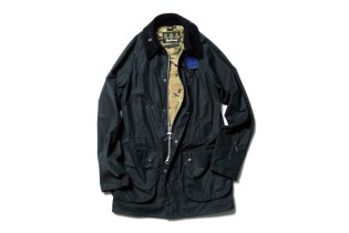 SOPHNET. x Barbour Slim-Fit Beaufort Jacket