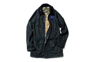 SOPHNET. x Barbour Slim-Fit Beaufort Jacket