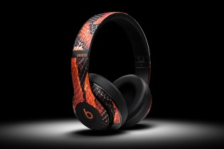ColorWare Beats Wireless Constrictor Headphones