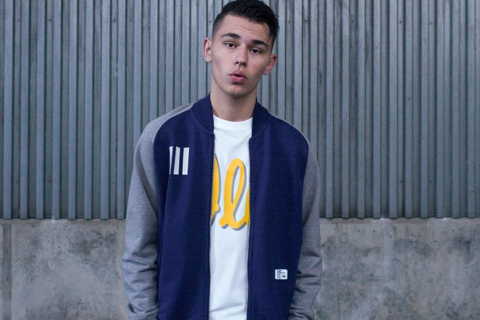 BEDWIN & THE HEARTBREAKERS for adidas Originals 2015 Fall/Winter Capsule Collection