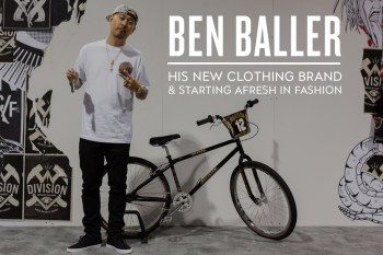 Ben Baller on His New Clothing Brand and Starting Afresh in Fashion