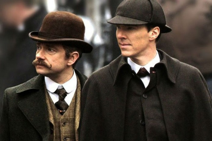 Benedict Cumberbatch Travels to Victorian London for 'Sherlock' One-Off Special