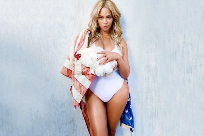 Beyoncé Covers 'BEAT' Magazine