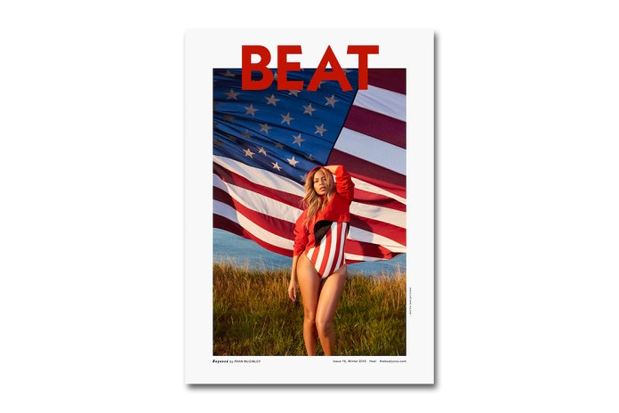 Beyoncé by Ryan McGinley for 'BEAT' Magazine