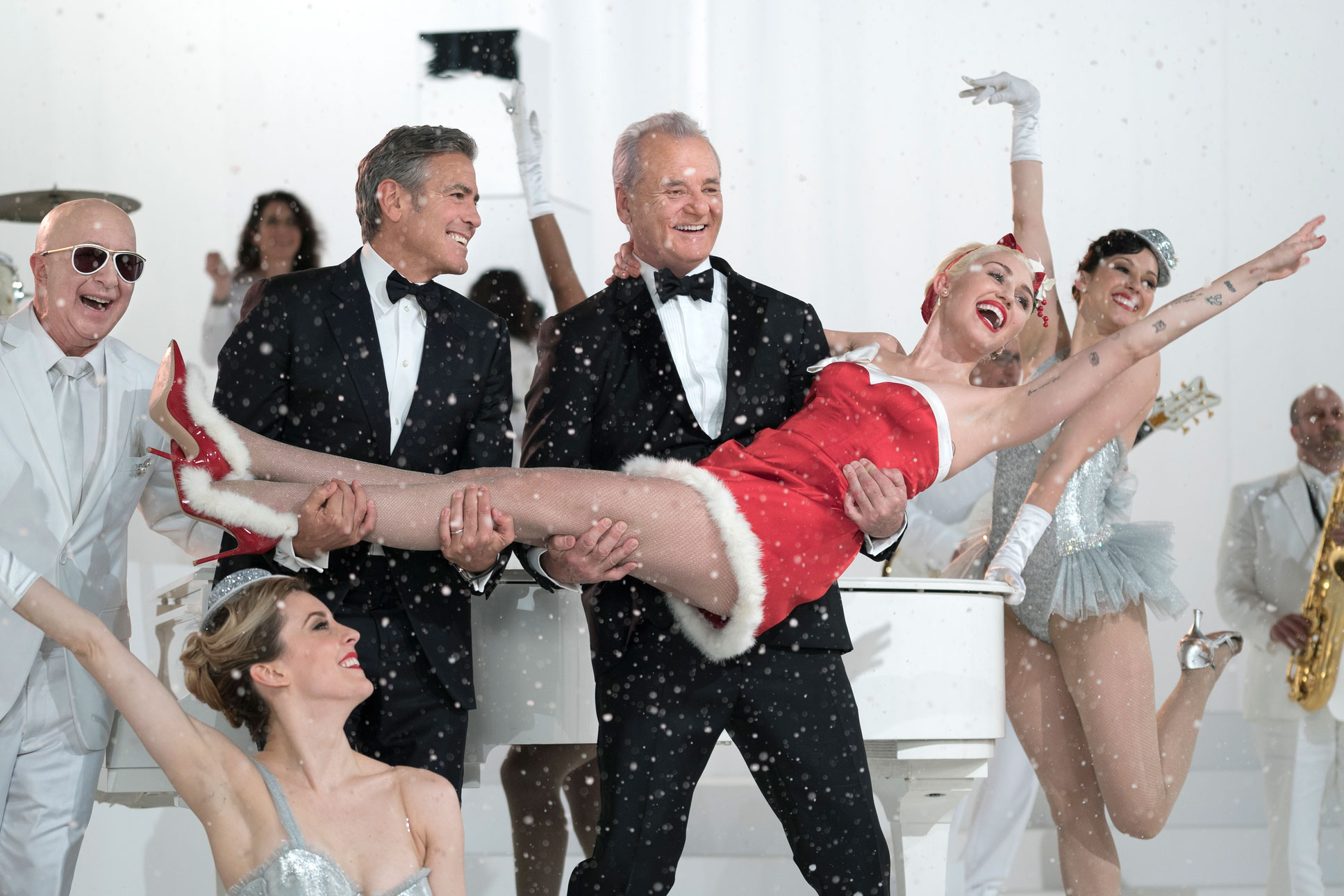 'A Very Murray Christmas' Trailer
