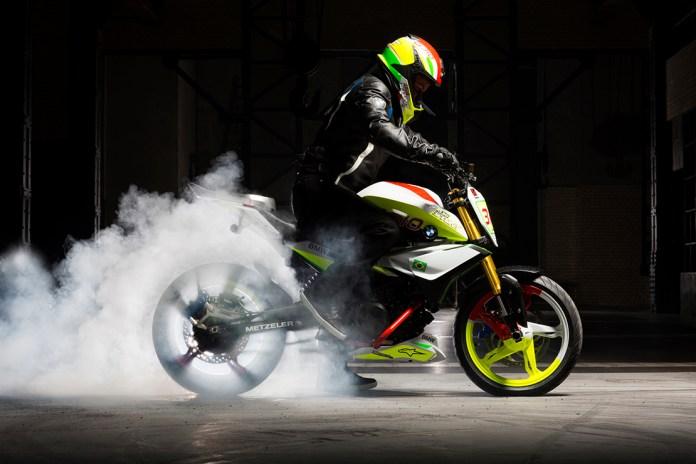 BMW Motorad Unveils the Concept Stunt G 310 in Brazil