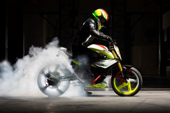 BMW Motorad Unveils the Concept Stunt G 310 in Brazil