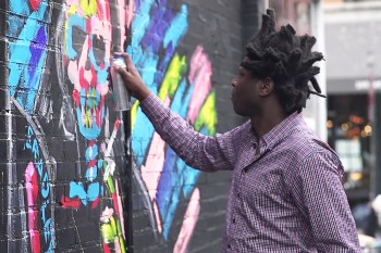 Bradley Theodore Speaks on His Pop Culture-Influenced Street Art