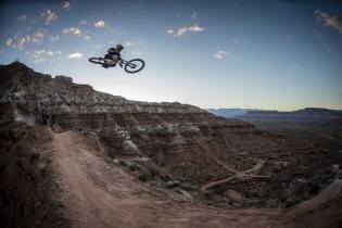 Brett Rheeder's Rampage 2015 Finals Run Is Equally Intense and Crazy