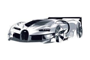 The Making of the Bugatti Vision Gran Turismo