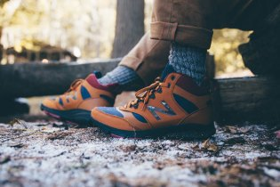 Burton x New Balance 2015 Fall/Winter Collection