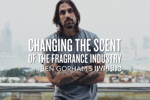 Changing the Scent of the Fragrance Industry