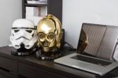 'Star Wars' C-3PO & Stormtrooper Bluetooth Speakers