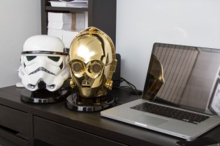 'Star Wars' C-3PO & Stormtrooper Bluetooth Speakers