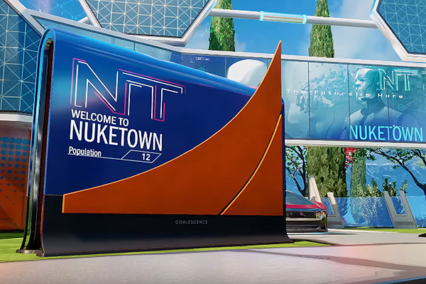 'Call of Duty: Black Ops III' Nuk3town Bonus Map Trailer