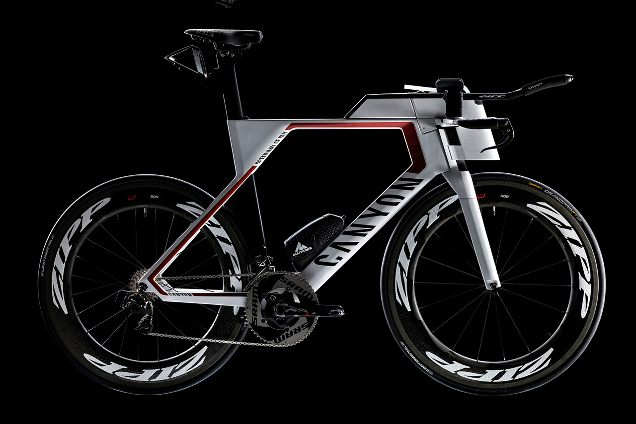 Canyon Speedmax CF SLX Triathlon Road Bike