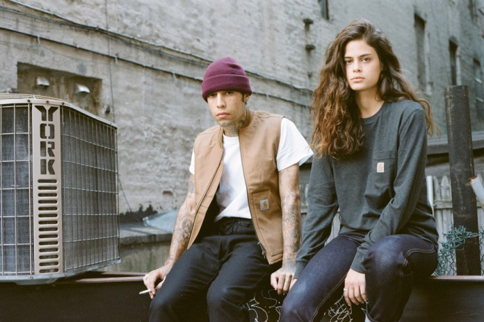 "Carhartt WIP 2015 Fall/Winter ""No Sleep Till Brooklyn"" Lookbook"